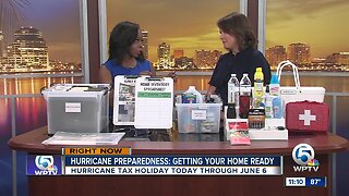 Get your home ready for hurricane season
