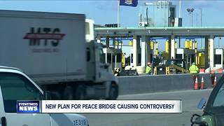 plan for peace bridge - Video