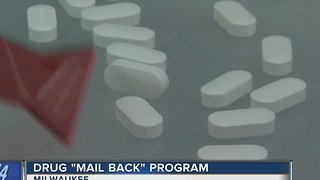 Need to get rid of your prescription drugs? Mail them - Video