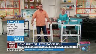 St. Pete's HSN sold to main competitor QVC - Video