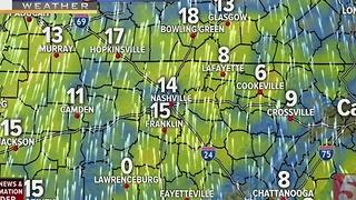 Lelan's Afternoon Forecast: Wednesday, January 11, 2017 - Video