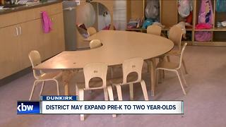 Dunkirk Schools expands Pre-K program for younger kids - Video