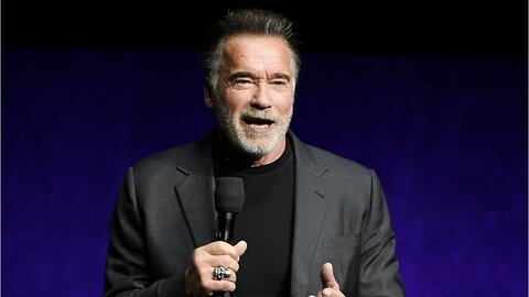 Arnold Schwarzenegger Was Forcifully Kicked In South Africa