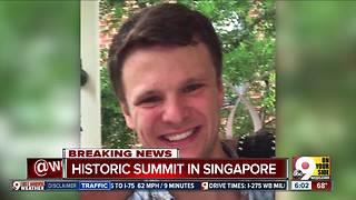 North Korea summit: President Trump says meeting would not have happened without Otto Warmbier - Video