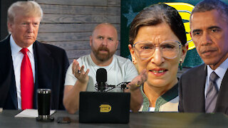 Ep 47   Trump's SCOTUS Pick Expected This Week, Biden and Obama Slam the President