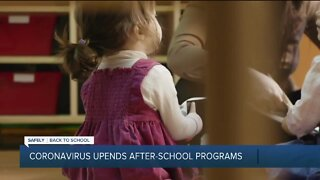 Coronavirus upends after-school programs