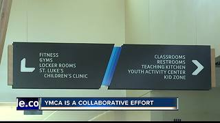 New Meridian YMCA complex opens Friday - Video