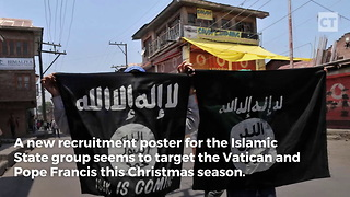 ISIS Issues Christmas Season Threat - Video