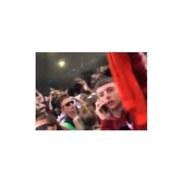 We've All Been This Guy Looking For His Friends at Manchester's Parklife Festival