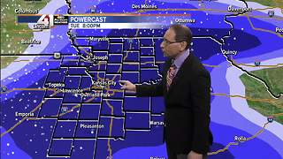 Jeff Penner Monday Afternoon  Forecast Update 2 5 18 - Video