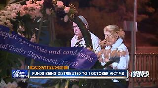 Survivor speaks out about distribution of funds to 1 October victims - Video