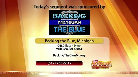 Backing the Blue, Michigan - 9/21/17