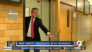 New safety protocol in Kentucky schools