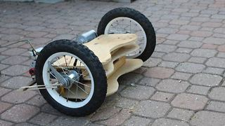 How To make a hoverboard - Video