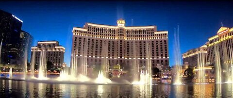 Published reports point to secret talks with New York firm looking to buy Bellagio, MGM Grand
