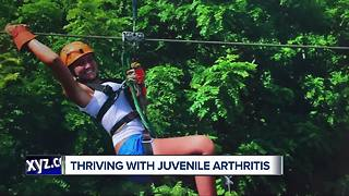 Thriving with juvenile arthritis - Video