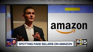 Here's How To Spot Fake Sellers On Amazon And Never Be Scammed Again - Video