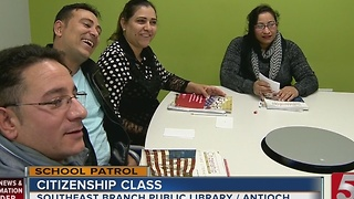 School Patrol: Earning Citizenship - Video