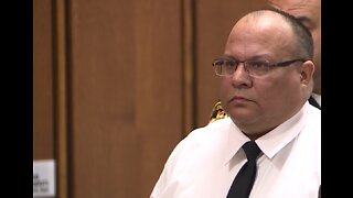Ex-Cleveland cop sentenced to 8 years in prison