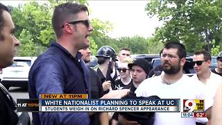 White nationalist threatens to sue UC - Video