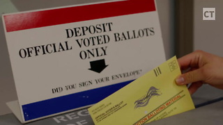 Calif. Assures Citizens Everything's Fine After Losing Track of 118,000 Voters - Video