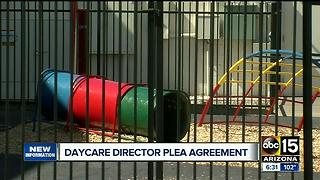 Director of Valley daycare agrees to plea agreement - Video