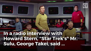 George Takei Talks About Molesting Dates - Video