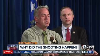 Mandalay Bay security guard shot before gunman opened fire on crowd in Las Vegas mass shooting - Video