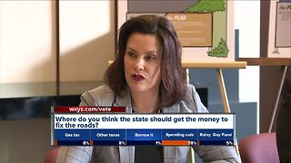 Does Governor Gretchen Whitmer's budget proposal stand a chance?