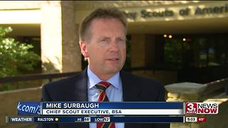 Reaction to Boy Scouts allowing girls to join - Video