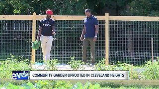 Cleveland Heights residents create garden for Nepalese families now living there