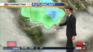 23ABC Evening weather update January 20, 2021
