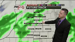 Dustin's Forecast 3-28 - Video