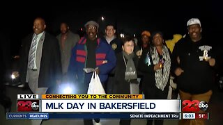 Hundreds across Kern County celebrating Martin Luther King Junior Day