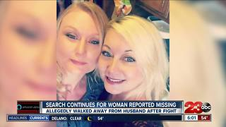 Search continues for woman missing in Kern Canyon - Video