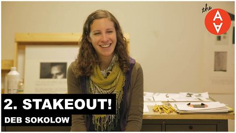 Stakeout! - Deb Sokolow