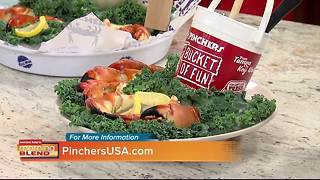 Stone Crab season has begun and Pinchers is the place to get them - Video