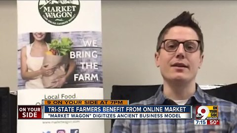 Online farmers market makes it easier to buy local