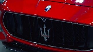 Maserati Reveals Its First Supercar In 15 Years