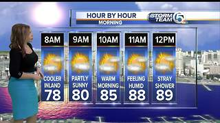 South Florida Wednesday morning forecast (9/13/17) - Video