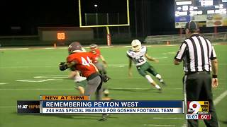 Remembering Peyton West - Video