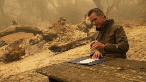 Governor Newsom Signs Bill Giving Inmate Firefighters Path to Career