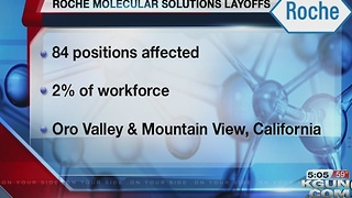 Roche Molecular Solutions lays off 84 - Video