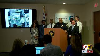 Mayor praises first responders in Fifth Third Center shooting