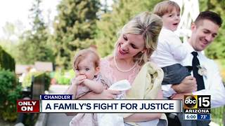 Family wants tougher penalties after woman was hit and killed in Chandler - Video