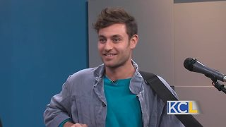 Adrian Galvin is Yoke Lore - Video