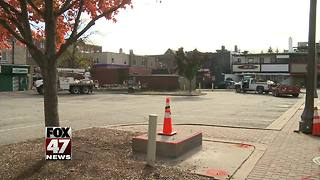 Demolition to begin in downtown East Lansing next week - Video
