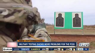 Popular pistol could misfire when dropped - Video