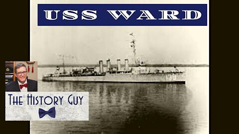 USS Ward and the First Shots of Pearl Harbor