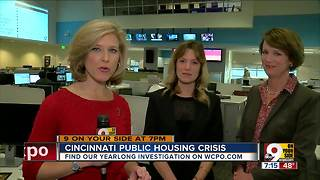 Cincinnati's public housing crisis part 3 - Video
